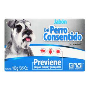 Jabon  Perro Consentido Previene  Grisi  100.0 - Gr
