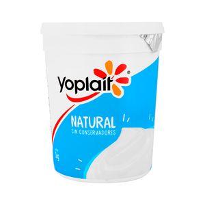 Yoghurt  Natural  Yoplait  1.0 - Kg