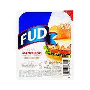 Queso  Americano Manchego  Fud  140.0 - Gr