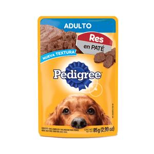 Comida P/Perro  Panc Res Pouch  Pedigree  85.0 - Gr