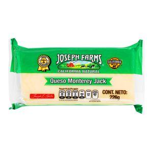 Queso  Monterrey Jack  Joseph Farms  8.0 - Oz
