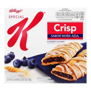 Barras Special K  Crisp Mora  Kelloggs   108.0 - Gr