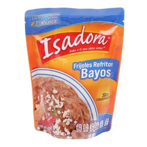 Frijol Refrito  Bayos  Isadora  400.0 - Gr