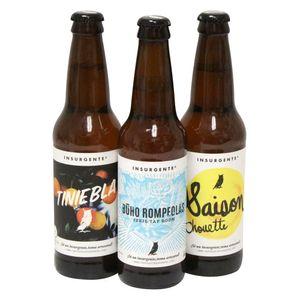 Cerveza  Tiniebla  Insurgente  355.0 - Ml