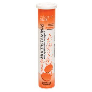 Multivitaminico  Adulto  Vitamin Seltz  20.0 - Tab