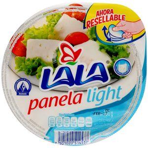 Queso  Panela Light  Lala  400.0 - Gr