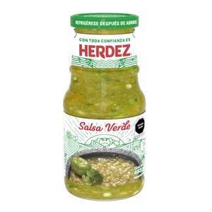 Salsa  Verde  Herdez  453.0 - Gr