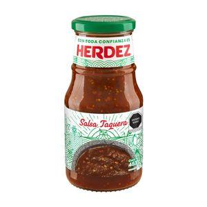 Salsa  Taquera  Herdez  453.0 - Gr