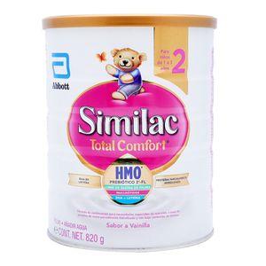 Formula Infantil   Comfort 2  Similac  820.0 - Gr