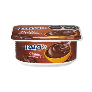 Natilla  Chocolate   Lala  125.0 - Gr