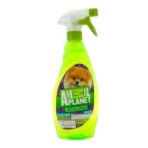Spray  Antipulgas  Animal Planet  550.0 - Ml