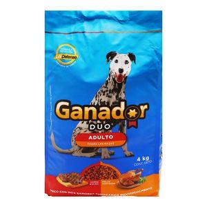 Comida Perro  Adulto Duo  Ganador  4.0 - Kg