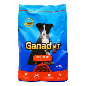 Comida Perro  Original Cachorro   Ganador  4.0 - Kg