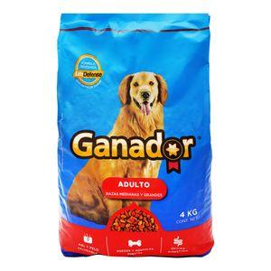 Comida Perro  Original Adulto  Ganador  4.0 - Kg