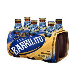 Cerveza  Regular De Botella  Barrilito  6.0 - Pack