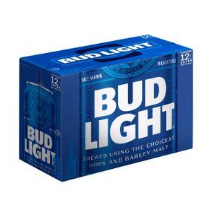 Cerveza Lata   Light  Bud Light  12.0 - Pack