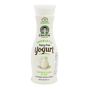 Yoghurt  Natural Sin Azucar  Califia  25.4 - Oz