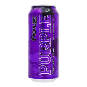 Bebida  Purple  Four Loko  473.0 - Ml