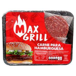 Carne Para  Hamburguesa  Max Grill  Por Kg