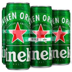 Cerveza  Sleek  Heineken  6.0 - Pack