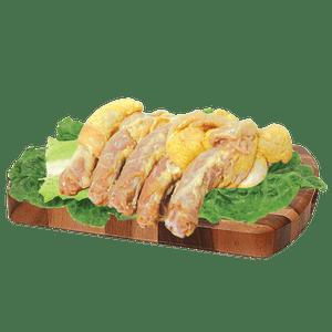 Pescuezos  De  Pollo  Por Kg