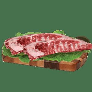 Costilla  Cargada De  Cerdo  Por Kg