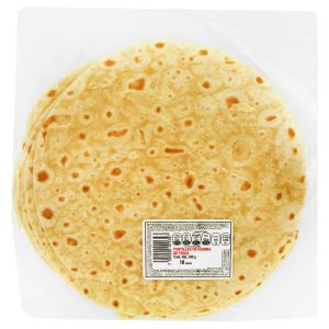 Tortilla  De Harina Hermosillo  Del Hogar  10.0 - Pza