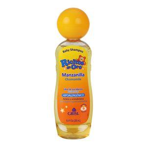 Shampoo  Manz.250Ml+Jb Neutro 90G  Ricitos De Oro  250.0 - M