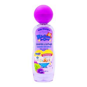 Shampoo  Lavanda Y Lechuga  Ricitos De Oro  250.0 - Ml