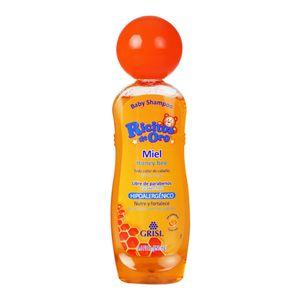 Shampoo  Miel  Ricitos De Oro  250.0 - Ml