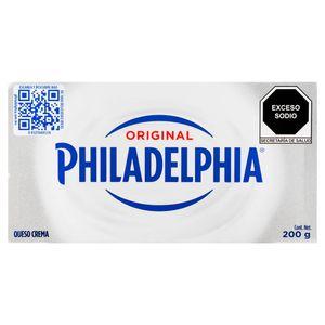 Queso  Crema Brick Original  Philadelphia   200.0 - Gr