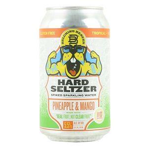 Hard Seltzer  Pineapple & Mango  Belching Beaver  355.0 - Ml