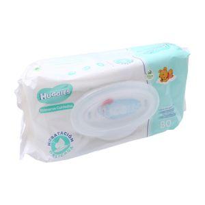 Toallitas Humedas  P/Beebe Desinfectar  Huggies  80.0 - Pza