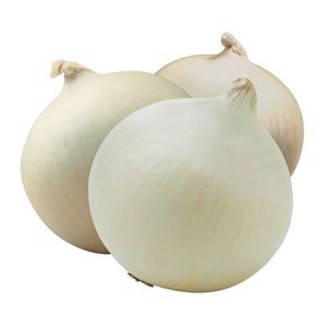 Cebolla  Blanca Limpia  S/Marca  Por Kg