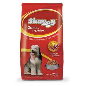 Alimento  Para Perro  Shaggy  25.0 - Kg