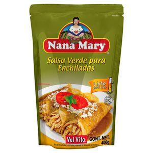 Salsa  Enchiladas Verdes  Nana Mary  400.0 - Gr